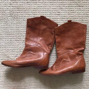 Unisa Leather Boots